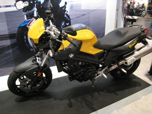 Went to the NY Motorcycle show at the Javits center over the weekend and got